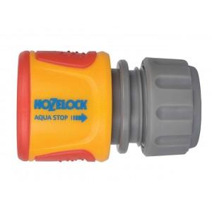 Hozelock Soft Touch AquaStop Connector 2075