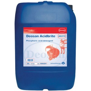 Deosan Acidbrite Acidic Liquid Detergent 20 Litre