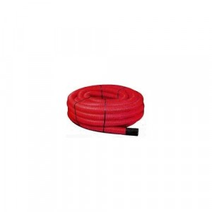 Roll Coil Duct 63mm x 50 Metre - Red