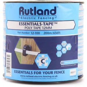Rutland Essentials Poly Tape 12mm