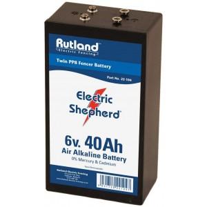 Rutland 6V PP8 Battery 40AH