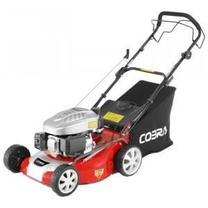 """Cobra M46SPC 18"""" Petrol Powered Self Propelled Lawnmower"""