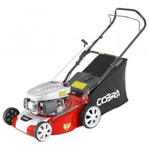 """M40C 16"""" Cobra Powered Push Lawnmower"""