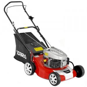 """M46C 18"""" Cobra Powered Push Lawnmower"""