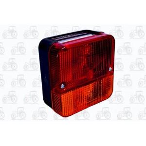Trailer Lighting Board Light Unit - Square