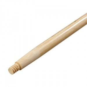 "1.15/16"" x 48"" Threaded Handle/Brush Shaft"