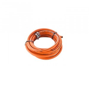 Calor Propane Gas Hose 4.8mm x 3 Metres with Clips