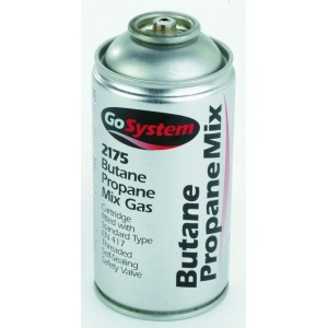 GoSystem Butane Propane Mix Gas Cartridge