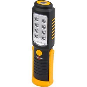 Brennenstuhl LED Torch 8x LED 250 Lumen