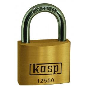 CK Kasp 125 Premium Brass Padlock 50mm