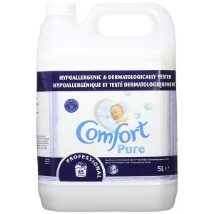 Comfort Professional Pure Laundry Fabric Softener Bottle 5 Litre