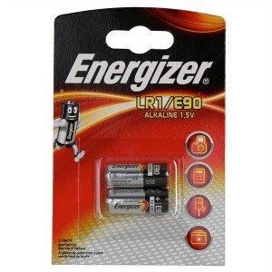 Energizer Alkaline Battery Pack 2