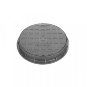 Access Round PVC Shallow Cover & Frame 320mm
