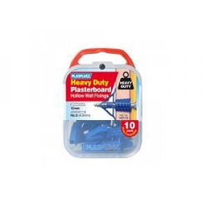 Plasplugs Heavy Duty Plasterboard Fixings