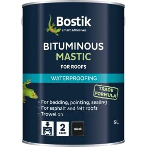 Bostik Bituminous Mastic for Roofs