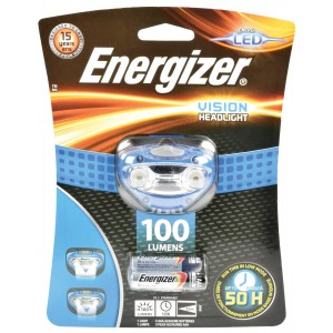 Eveready Energizer Vision Headlight 80 Lumens