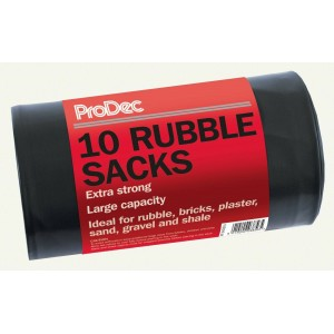 ProDec Rubble Sacks Pack of 10