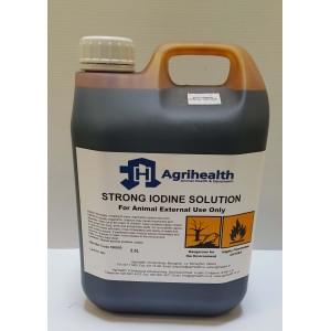 Strong Iodine 2.5 Litre