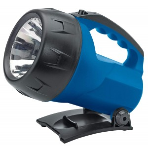 Draper Torch with Battery 6V - Blue