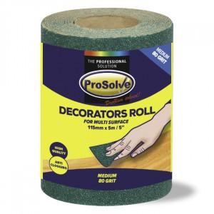 Prosolve Decorators Roll Med 80 Grit