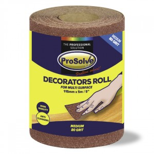 Prosolve Decorators Roll Med 80 GT