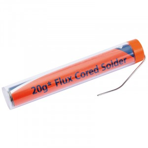 Draper Flux Cored Solder - Tube