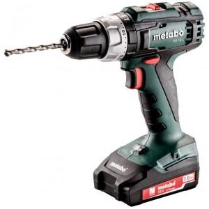Metabo SB 18 L 18V Cordless Hammer Drill 200 W