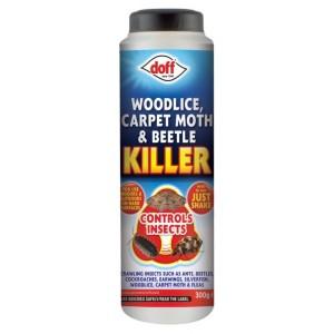 Doff Woodlice, Carpet Moth & Beetle Killer