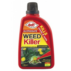 Doff Glyphosate Concentrated Weed killer