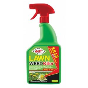 Doff Lawn Weedkiller