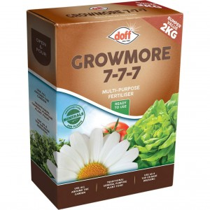 Doff Growmore 7-7-7 2kg