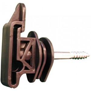Rutland Screw Clip Insulators 20PK