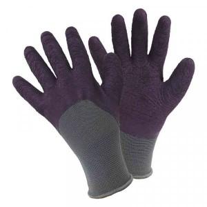 Smart Garden All Seasons Gardener Gloves - Aubergine - Small