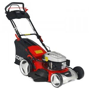 "Cobra 18"" Self Propelled Electric Start Lawnmower"