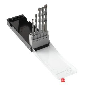 CK T3111 Masonry Drill Bit Set of 5