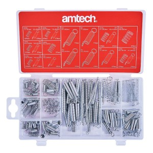 Amtech S6210 Spring Assortment 150 Pieces