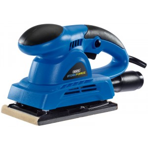Draper Storm Force Orbital Sander 1/3 Sheet 135W 230V