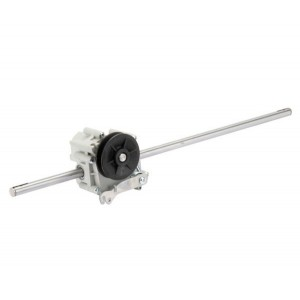 Gearbox C/W Pulley