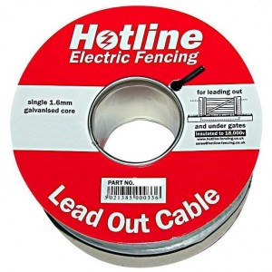 Hotline Lead Out Cable 100m HT100G