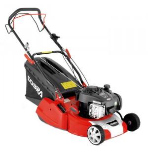 "Cobra 16"" Briggs & Stratton Self Propelled Rear Roller Lawnmower"