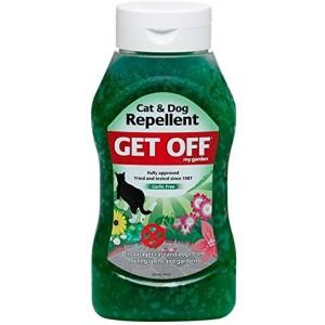 Get Off 2044406 Cat & Dog Repellent Green Crystals - 640g