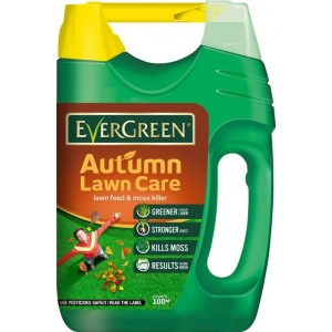 Miracle-Gro Evergreen Autumn Lawn Care Spreader 3.5kg