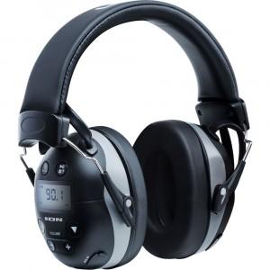 ION Audio Tough Sounds II Hearing Protection Headphones