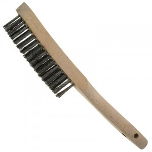 RST 4-Row Wire Brush