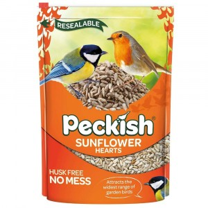 Peckish Sunflower Hearts 2kg