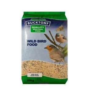 Bucktons Wild Bird Food 20kg