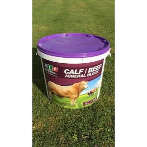 BLF Calf Beef Mineral BLK Purple LD