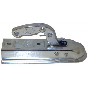 Gwaza Trailer Hitch 50mm Section Pressed Steel