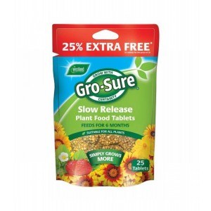 Westland Gro-Sure 6 Month Feed Tablets