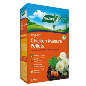 Westland Chicken Manure Pellets 25% Free